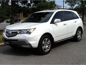 2009 ACURA MDX TECH PKG - NAV|BLUETOOTH|CAMERA|RUNNING BOARDS