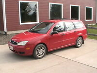 2006 Ford Focus ZXW Wagon