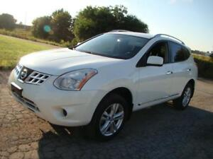 2012 NISSAN ROGUE SV - ACCIDENT FREE * ALL WHEEL DRIVE