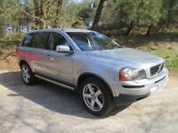 2008 58 VOLVO XC90 2.4 D5 SE SPORT AWD 5D AUTO 185 BHP DIESEL