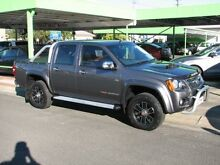 2010 Holden Colorado 4x4 LTZ Dual Cab Ute Grey 5 Speed Automatic Dual Cab Casino Richmond Valley Preview