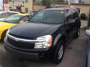 2005 Chevrolet Equinox AWD mint condition (NO TAX)
