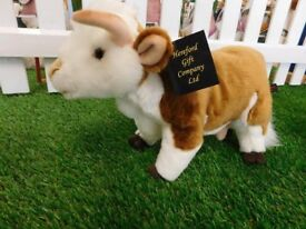 HEREFORD BULL SOFT TOY