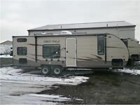 2016 FOREST RIVER GREY WOLF LIMITED 26 BH! BUNKS! $20995!!