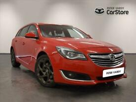 2014 VAUXHALL INSIGNIA DIESEL SPORTS TO
