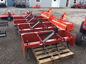 Boxblades and Landscape Rakes IN STOCK!