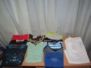 Women's Shirts & Jeans By: CK, QTY = 12