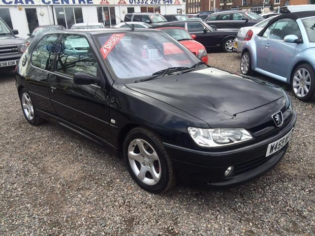 2000 peugeot 306 2 0 hdi 90 d turbo sr diesel in derby. Black Bedroom Furniture Sets. Home Design Ideas