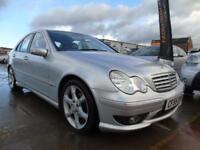 2006 Mercedes-Benz C220d 2.1TD automatic Sport Edition c class diesel full spec