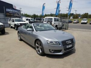 2009 Audi A5 8T 2.0 TFSI Quattro 7 Speed Auto Direct Shift Cabriolet