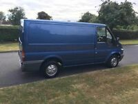 FORD TRANSIT (2004) DIESEL.BRILLIANT DRIVE.CLEAN.80K MILES.RECENTLY SERVICED.SERVICE HISTORY.NO VAT.