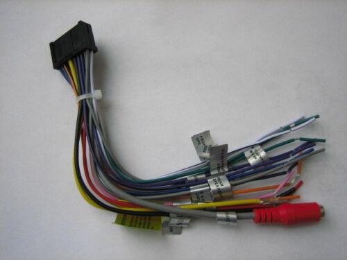 Dual Original Wire Harness For XDCPA9BT
