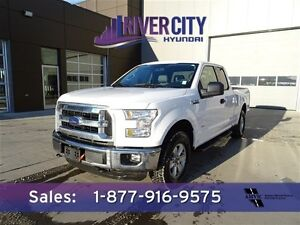 2015 Ford F-150 4WD XLT ECOBOOST Heated Seats,  Back-up Cam,  Bl