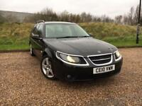 SAAB 9-5 TURBO EDITION 1.9 CDTI 150 BHP ESTATE *ONLY 67K MILES, 1 OWNER FROM NEW