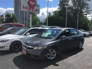 2011 Honda Civic Sdn SE | CERTIFIED | CLEAN CARPROOF | AUTOMATIC