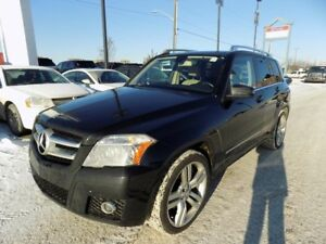 2011 Mercedes-Benz GLK-CLASS AWD/NAV/LEATHER/SUNROOF