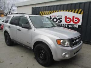 2008 Ford Escape XLT ( 4 CYLINDRES - 183 000 KM )