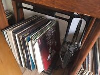 VINYL RECORD COLLECTION CLASSICAL, JAZZ ETC