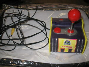 Namco Original Arcade Plug and Play TV Games with PacMan & More