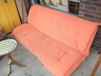 SOFA LIT FUTON SOFA BED COUCH FLIP FLOP 40.00
