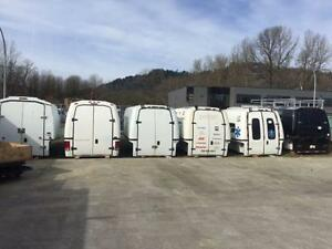 Used Spacekaps - Lots in stock - Walk in Units