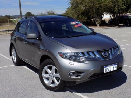 2010 Nissan Murano Z51 TI Grey 6 Speed Constant Variable Wagon Maddington Gosnells Area Preview
