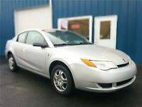 2005 Saturn Ion Quad Coupe