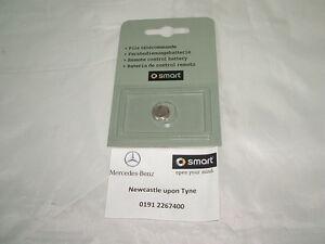 genuine smart 450 fortwo roadster single key fob battery. Black Bedroom Furniture Sets. Home Design Ideas