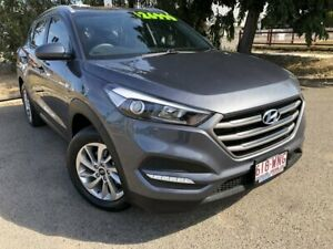 2015 Hyundai Tucson TLE Active 2WD Grey 6 Speed Sports Automatic Wagon Townsville Townsville City Preview