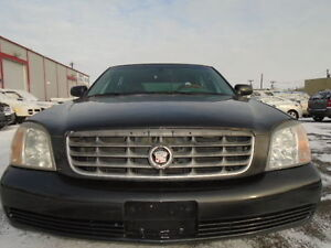 2001 Cadillac DeVille & DTS LUXURY PKG-LEATHER--EXCELLENT SHAPE