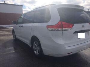 2014 Toyota Sienna CE Minivan with Toyota ECP(Sept. 2019)