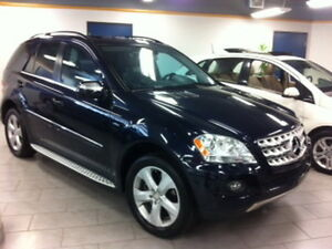 2010 Mercedes-Benz ML350 BlueTEC Diesel SUV Private
