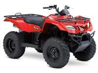 *One Owner* Suzuki 400 KingQuad FSi