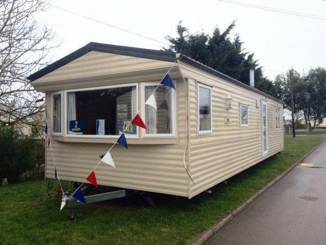 Static Caravan Hastings Sussex 2 Bedrooms 6 Berth Willerby Rio 2009 Coghurst