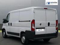 2014 Fiat Ducato 2.3 Multijet Van 130 Diesel white Manual