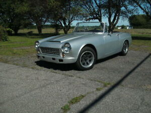 PARTS for Datsun Roadster 1600