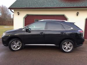 2013 Lexus 350 RX- one owner excellent condition