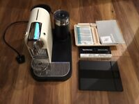 Nespresso Magimix CitiZ with Aeroccino Milk Frother