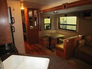 2013 Kingsport 301TB Triple Bunk