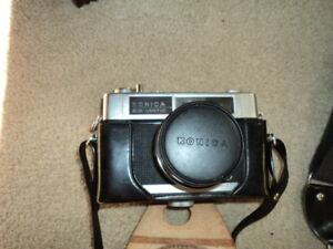 Vintage and Collectible 35mm Cameras