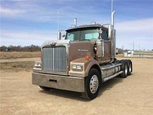 2011 Western Star 4900FA Heavy Spec Day Cab
