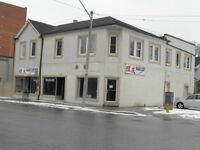 Downtown commercial space for rent