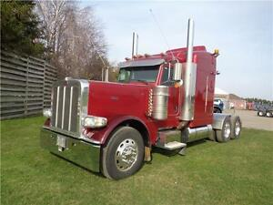 2010 PETERBILT 389, CUMMINS ISX 500HP ENGINE