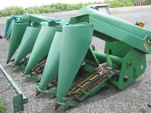1999 John Deere 494 Corn Head