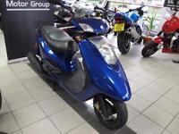 2010 YAMAHA XC 125 E VITY