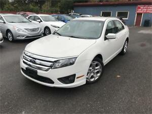 2011 Ford Fusion SE|4 CYLINDER|CAR LOANS FOR ANY CREDIT