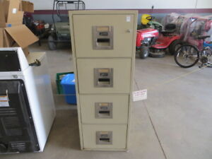 File Cabinets and Safe - Bidding Closes July 4th@6:00PM