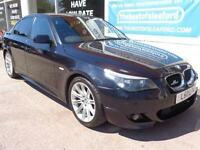 BMW 520 2.0TD 2005 d M Sport Good Service History P/X swap