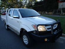 2005 Toyota Hilux GGN25R SR5 (4x4) 5 Speed Automatic Chermside Brisbane North East Preview