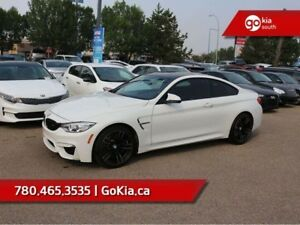 2016 BMW M4 LOW KM, EXECUTIVE PKG, TECHNOLOGY PKG
